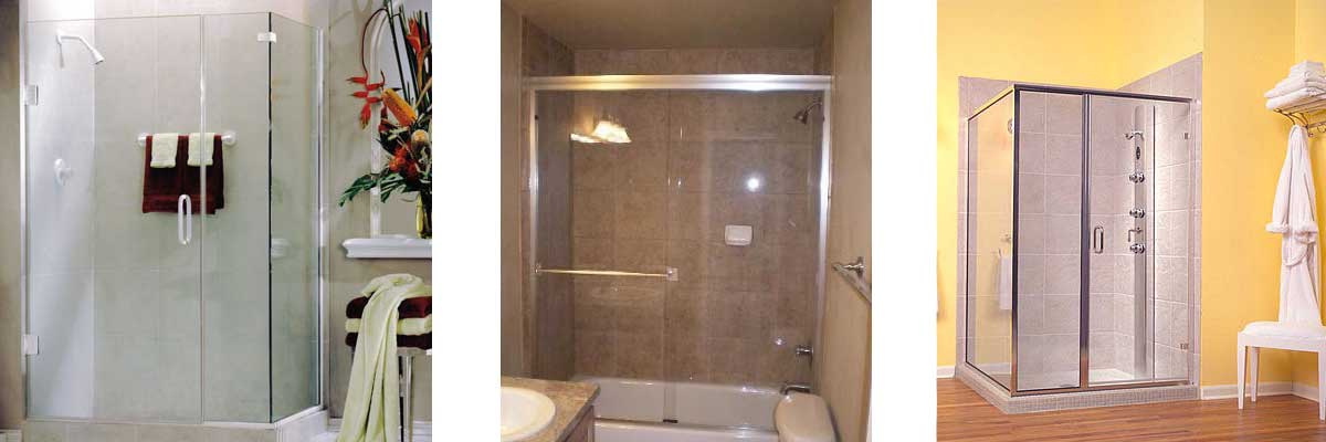 Shower Enclosures - Hamilton Glass